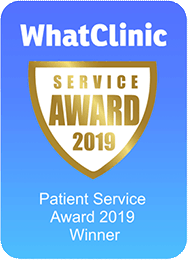 WhatClinic Winner 2019 Cosmetic Surgery Abroad